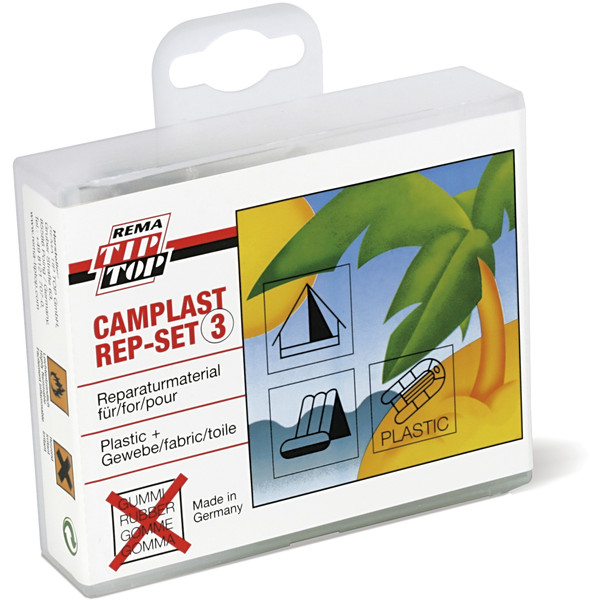Tip-Top Camplast Maxi Transparent - Reparaturbedarf