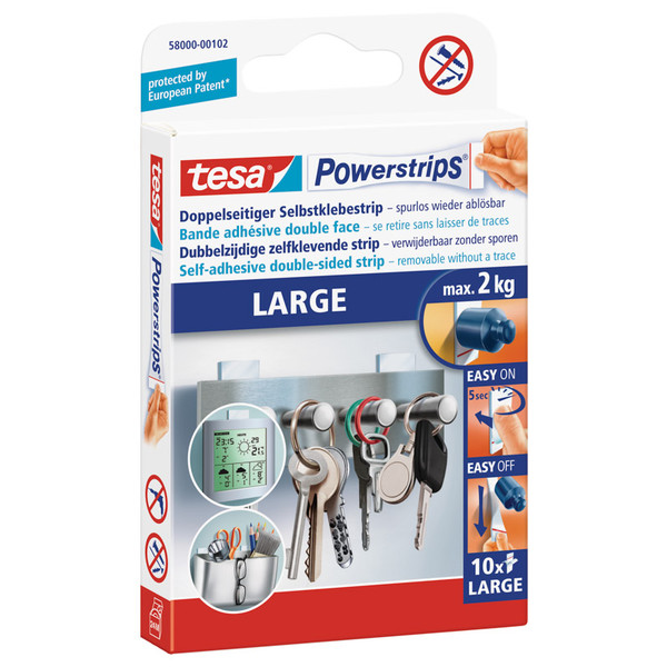 Tesa Power-Strips - Reparaturbedarf