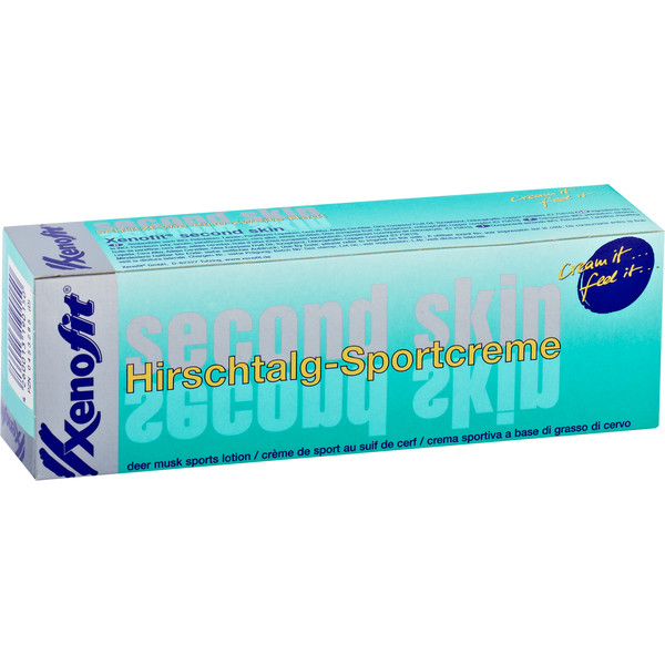 Xenofit Second Skin Hirschtalgcreme - Hautpflege