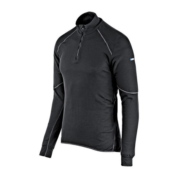 Odlo X-Warm L/S Zip-Shirt Männer - Funktionsunterwäsche