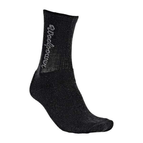 Woolpower Socks Logo 400 Unisex - Freizeitsocken