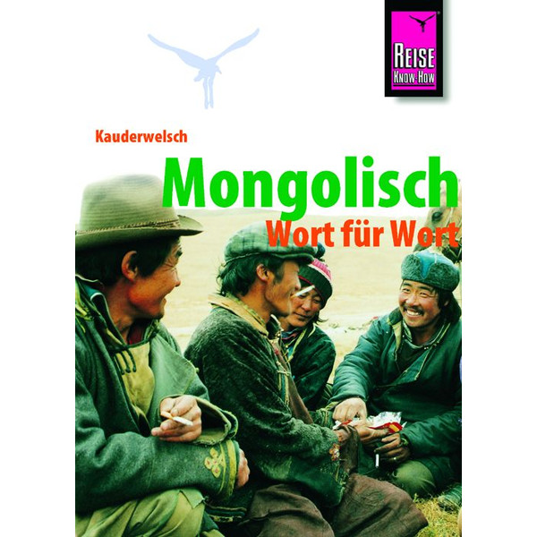RKH Kauderwelsch Mongolisch