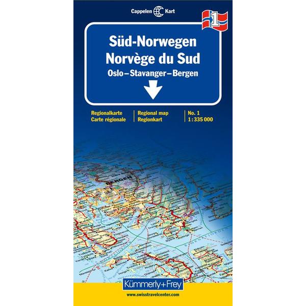 KuF Norwegen 01 1 : 335 000