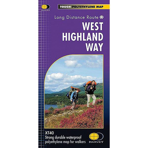 Harvey Maps West Highland Way