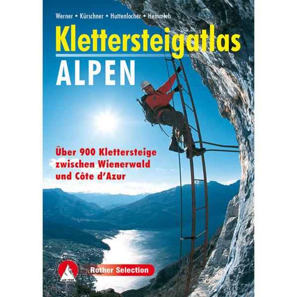 BvR Klettersteigatlas Alpen