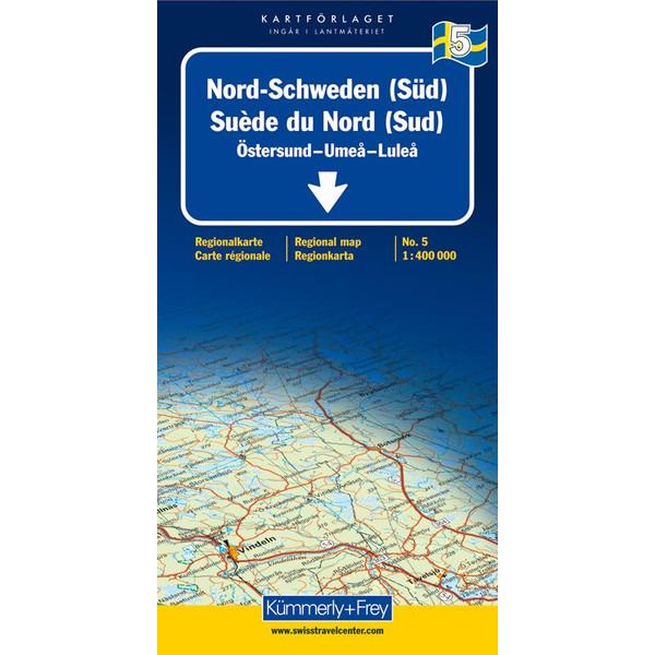 KuF Schweden 05 1 : 400 000