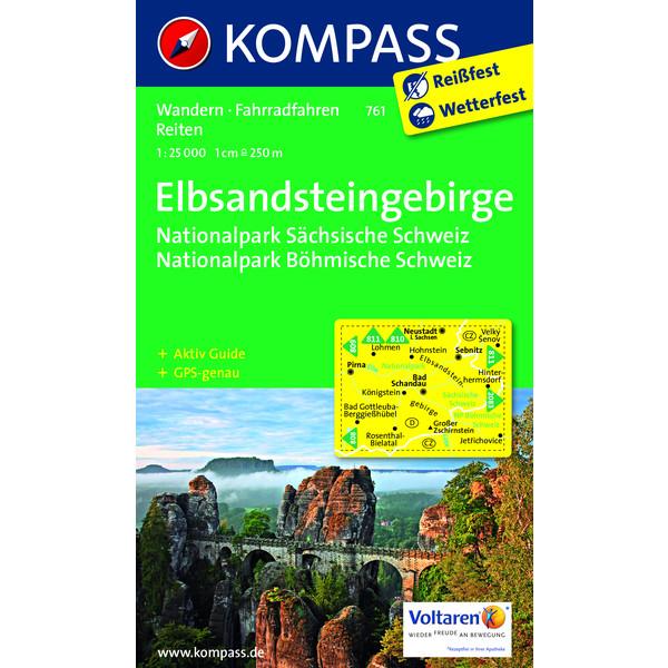 KOKA-761 Elbsandsteingebirge