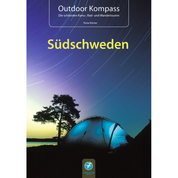 Outdoor Kompass Südschweden
