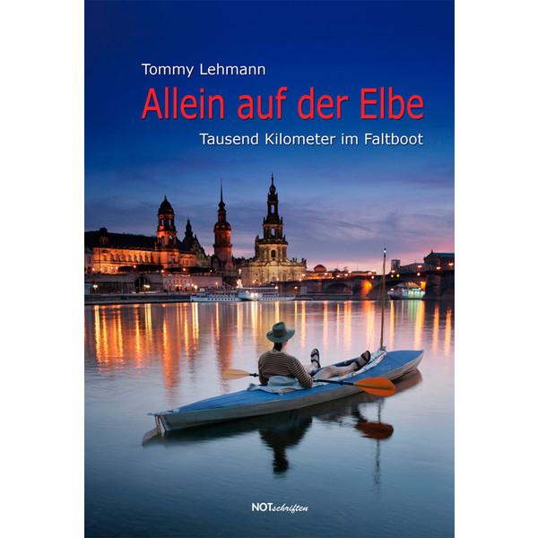 Allein auf der Elbe