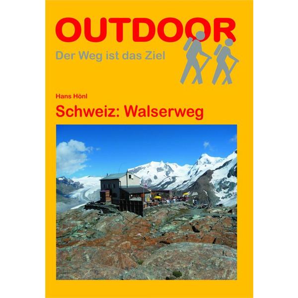 Schweiz: Walserweg