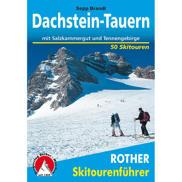 BvR Skitourenführer Dachstein - Tauern