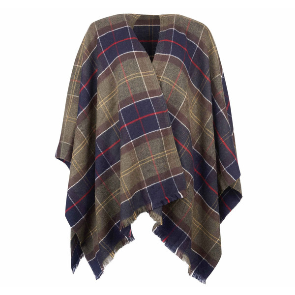 Barbour STAFFIN TARTAN SERAPE Dam