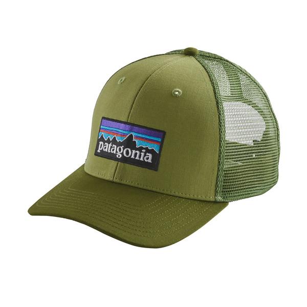 Patagonia P-6 LOGO TRUCKER HAT Unisex