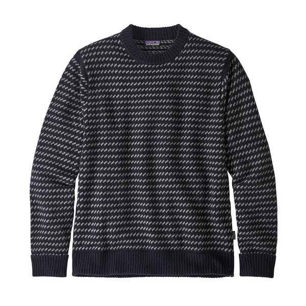 Patagonia M' S RECYCLED WOOL SWEATER Herr
