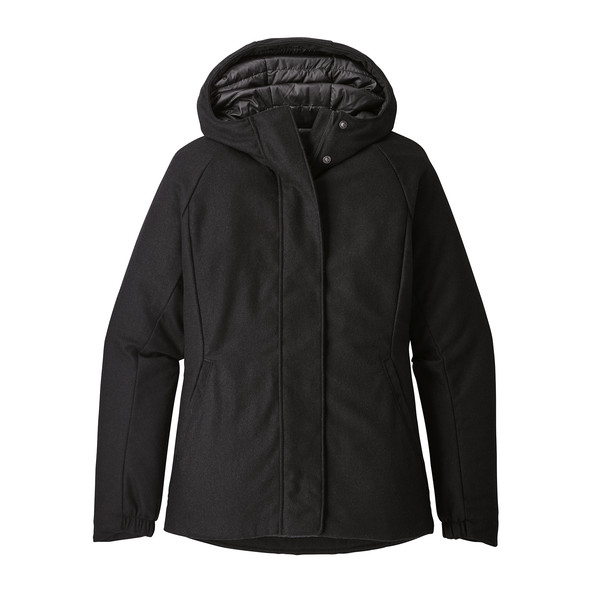 Patagonia W' S INSULATED RECYCLED WOOL HOODY Dam