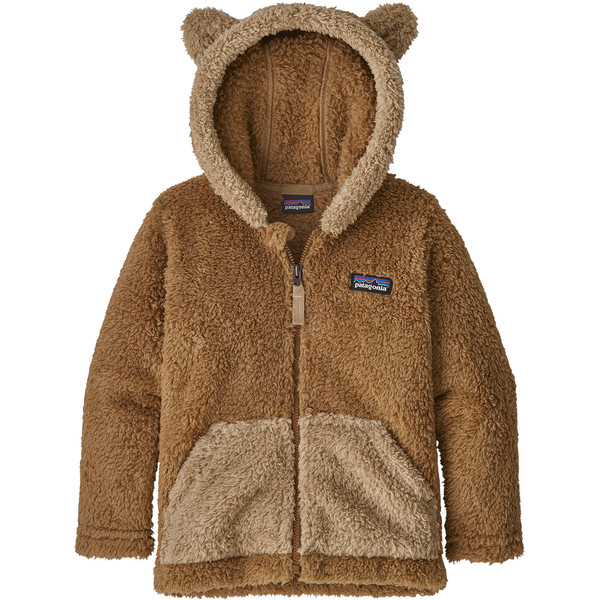 Patagonia BABY FURRY FRIENDS HOODY Barn