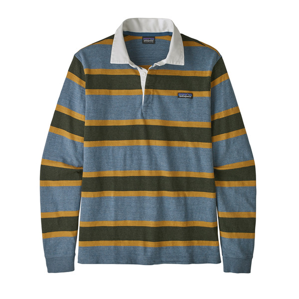 Patagonia M' S L/S LW RUGBY SHIRT Herr