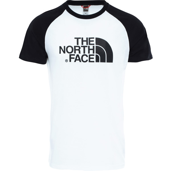 The North Face M S/S RAGLAN EASY TEE Herr