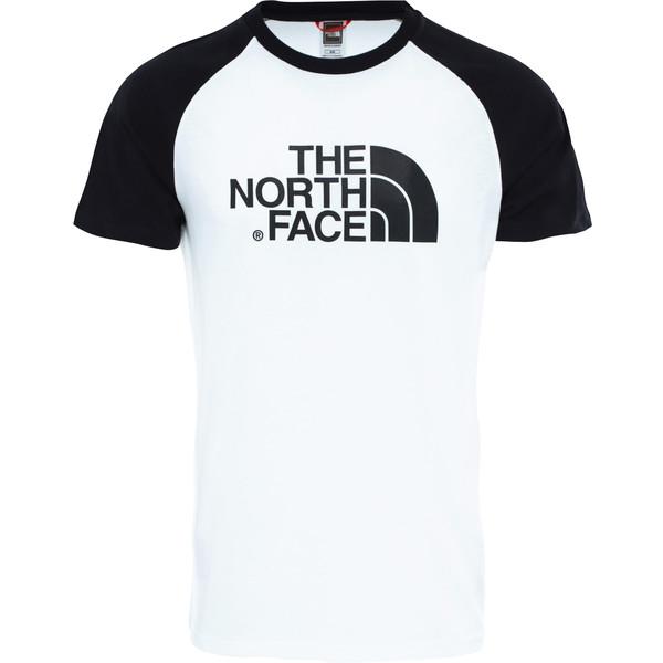 The North Face M S/S RAGLAN EASY TEE Herr - T-shirt