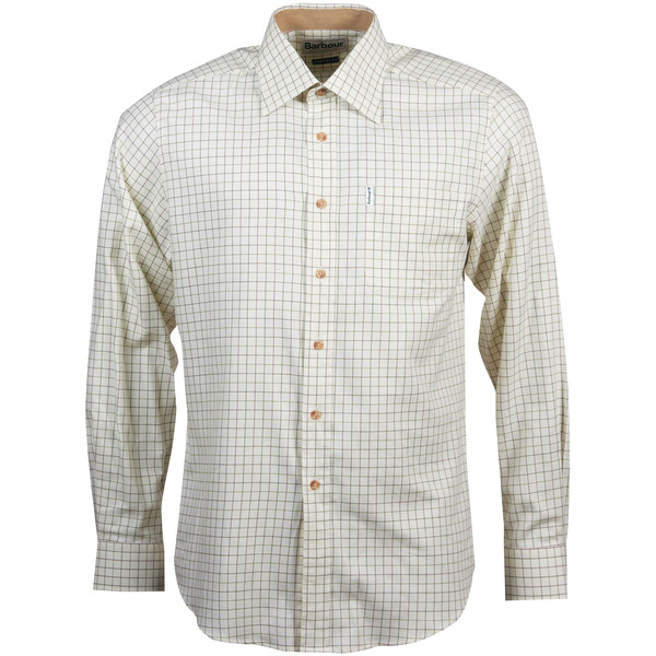 Barbour FIELD TATTERSALL CC SHIRT Herr