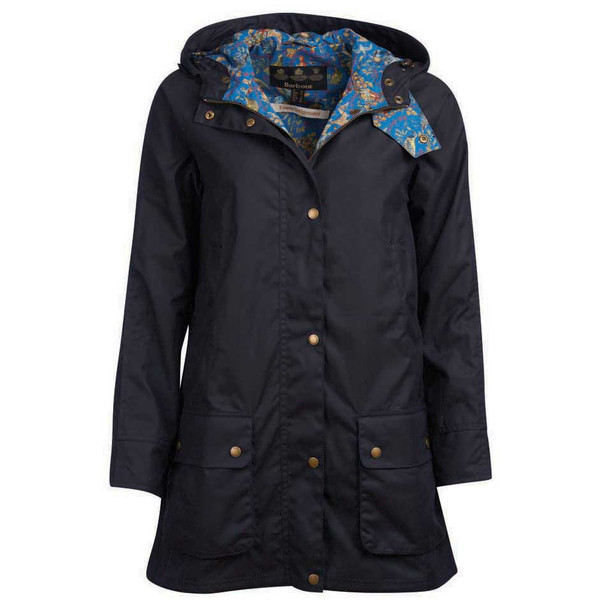 Barbour EMMA B LOVE WAX JACKET Dam