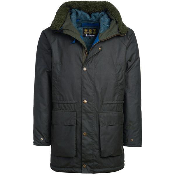 Barbour NORTH SEA PARKA Herr