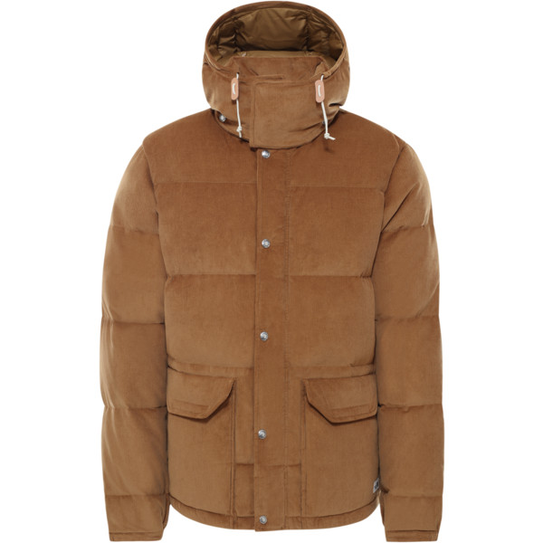 The North Face M SIERRA DOWN CORDUROY PARKA Herr