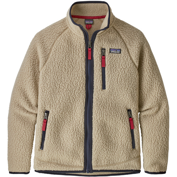 Patagonia KIDS'  RETRO PILE JACKET Barn