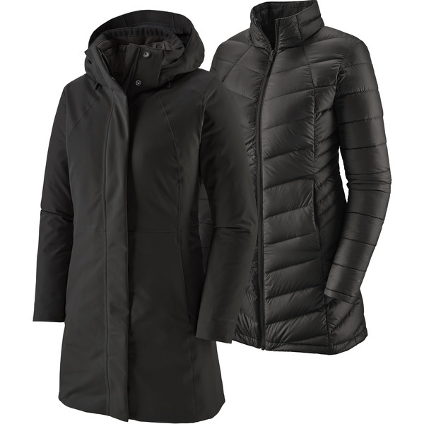 Patagonia W' S TRES 3-IN-1 PARKA Dam