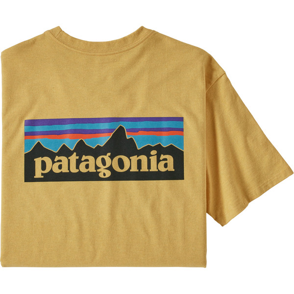 Patagonia M' S P-6 LOGO RESPONSIBILI-TEE Herr