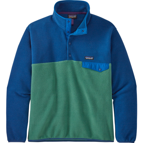 Patagonia M' S LW SYNCH SNAP-T P/O - EU FIT Herr