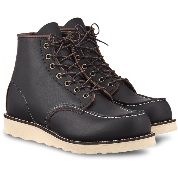 Red Wing CLASSIC MOC 6-INCH Herr