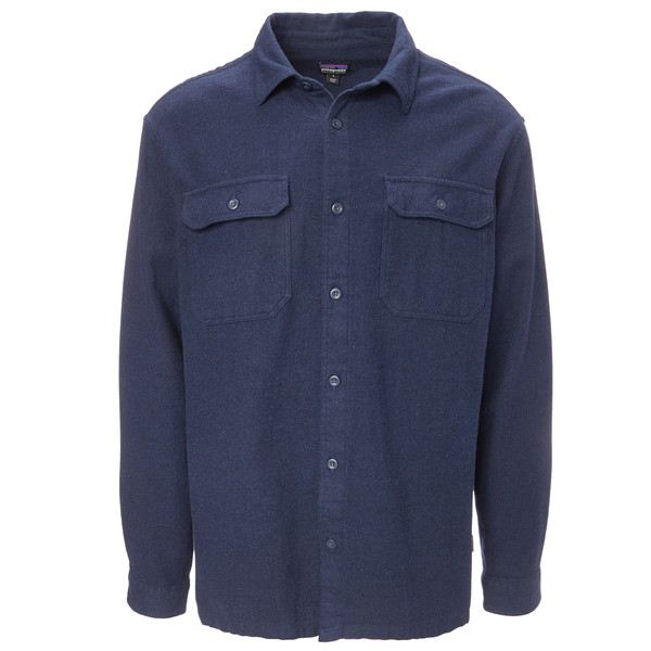 Patagonia L/S Fjord Flannel Shirt Männer - Outdoor Hemd