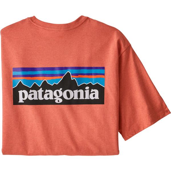 Patagonia M' S P-6 LOGO RESPONSIBILI-TEE Herr - T-shirt