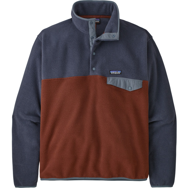 Patagonia M' S LW SYNCH SNAP-T P/O - EU FIT Herr - Fleecetröja