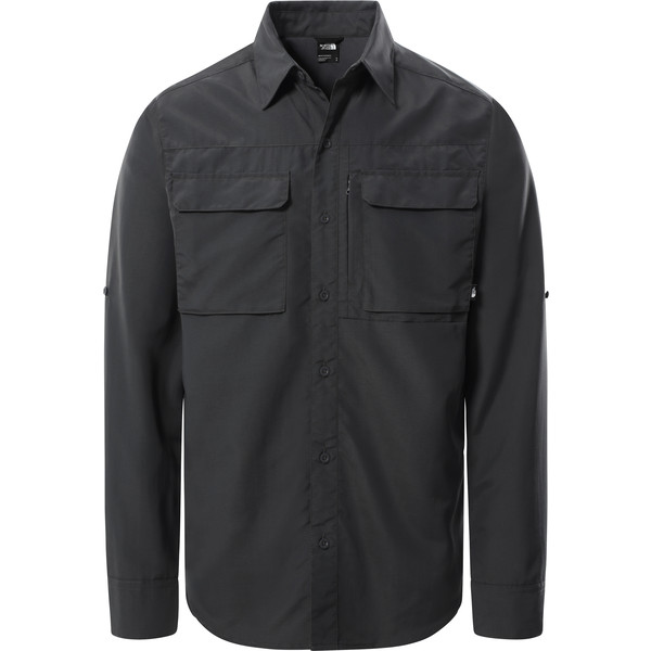 The North Face M L/S SEQUOIA SHIRT Herr