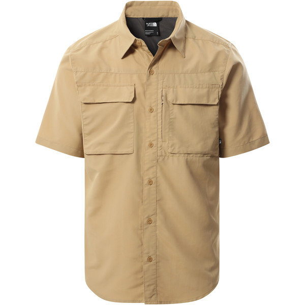 The North Face M S/S SEQUOIA SHIRT Herr