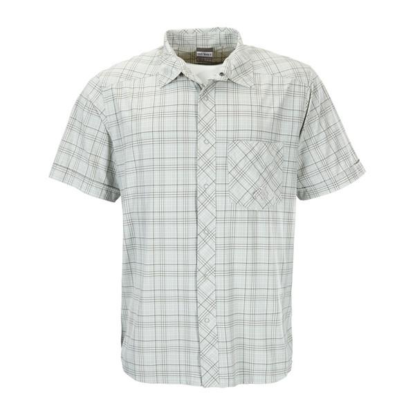 Tatonka Marti S/S Shirt Männer - Outdoor Hemd