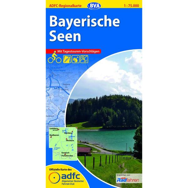 ADFC 1:75T Bayerische Seen