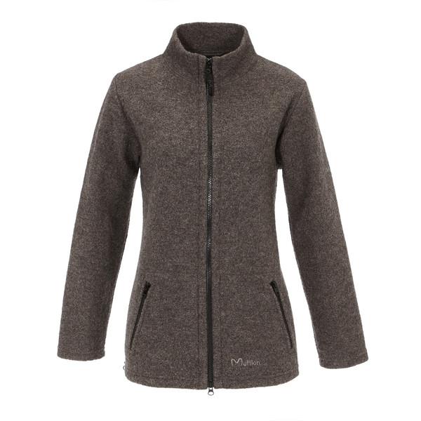 Mufflon Lou Jacket W100 Frauen - Wolljacke