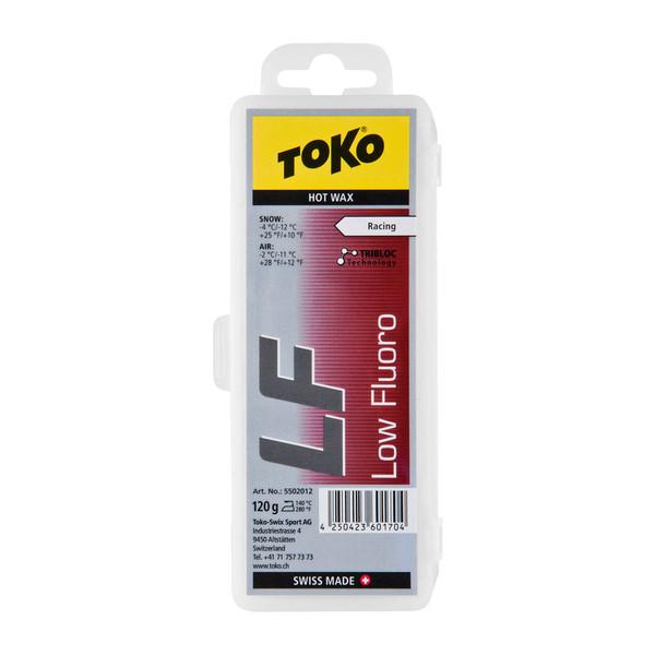 Toko LF Hot Wax red 120g - Skiwachs
