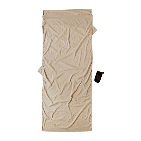 Cocoon Travelsheet Egypt. Cotton Insect Shield - Schlafsack Inlett