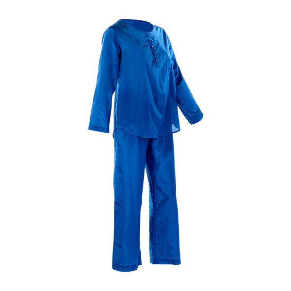 Travelers Tree Silk & Cotton Pyjama Frauen