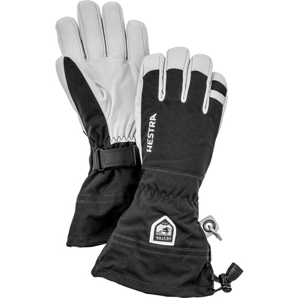 Hestra ARMY LEATHER HELI SKI - 5 FINGER Unisex