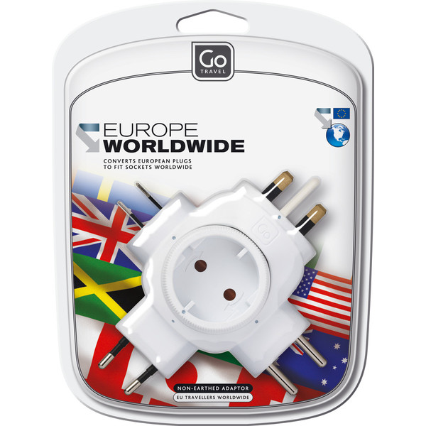 Go Travel WORLD ADAPTOR