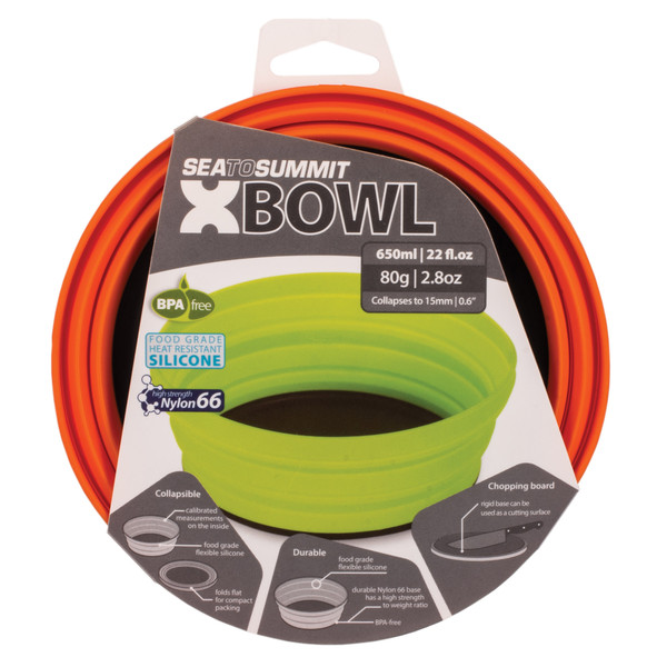 Sea to Summit XBOWL