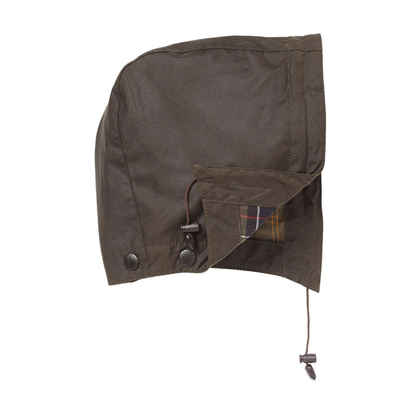 Barbour CLASSIC SYLKOIL HOOD Unisex
