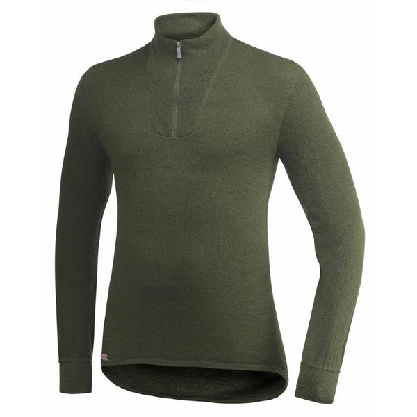 Woolpower ZIP TURTLENECK 200 Unisex