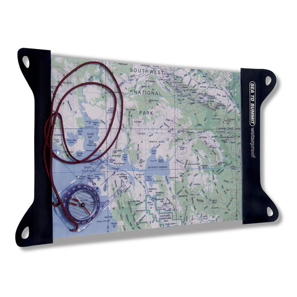 Sea to Summit MAP CASE TPU WP L