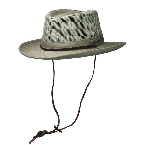 Stetson OUTDOOR AIR COTTON Unisex